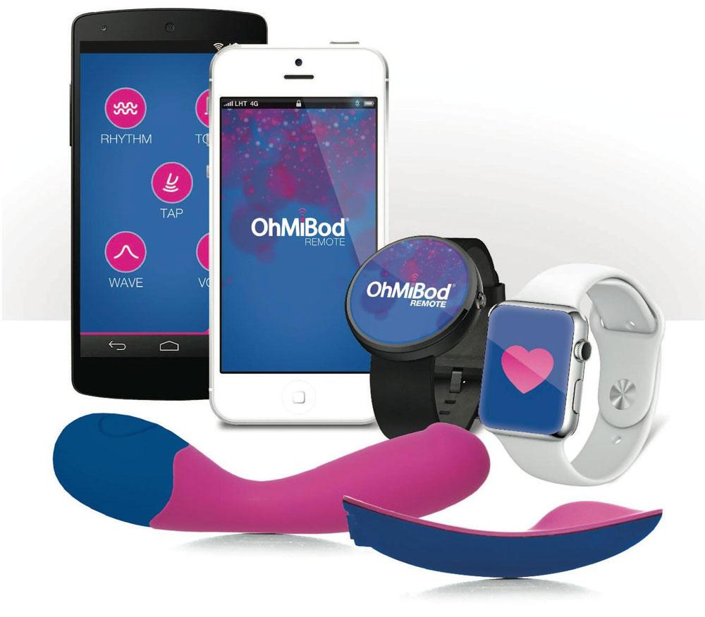 OhMiBod Remote