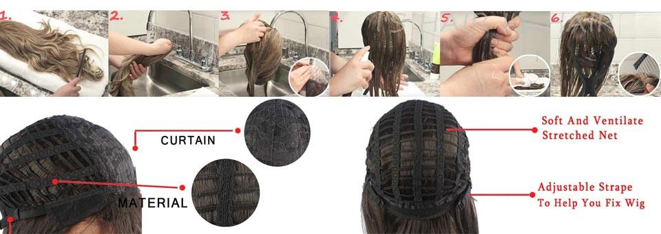 siyah peruk